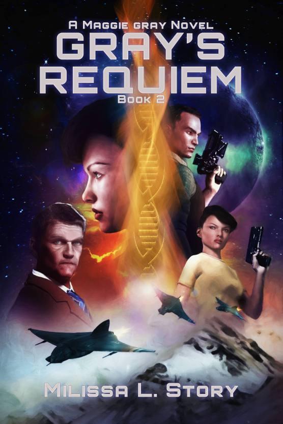 Gray's Requiem: A Maggie Gray Novel Book 2